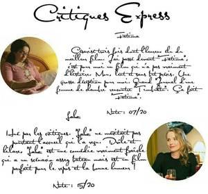 Critiques Express #14