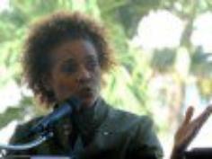 Jacmel - Sociale : Michaelle Jean dans sa ville natale