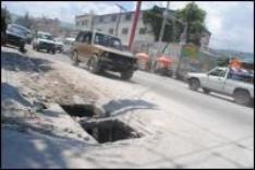 Jacmel – Assainissement : Les trous égouts à ciel ouvert, un danger pour les riverains
