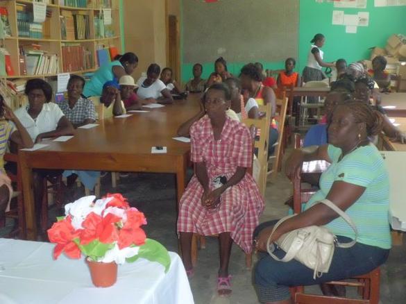 JACMEL- Sociale : Le RESEHD Commémore la journée des femmes