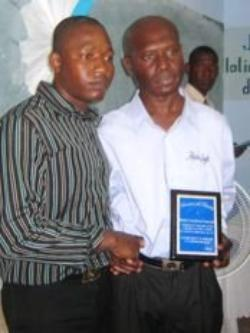 Haïti - Social : La RIJC de Jacmel rend hommage à Similien Yves Gérard Emmanuel