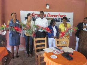 Jacmel – Social : Fanm Deside crée un centre d'hébergement pour les femmes victimes de violences