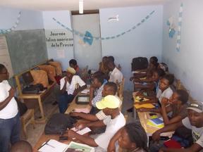 Jacmel – Education:  25  aspirants journalistes reçoivent une formation en nouvelles technologies