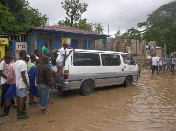 SUD-EST : Bilan partiel du cyclone ISAAC