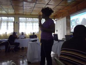 Haïti – social : Mise en ½uvre  d'un réseau de journalistes contre la faim dans le Sud'est