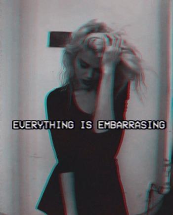 J'ai tout fait pour éviter les ennuis, mais c'est la panique dans ma tête.