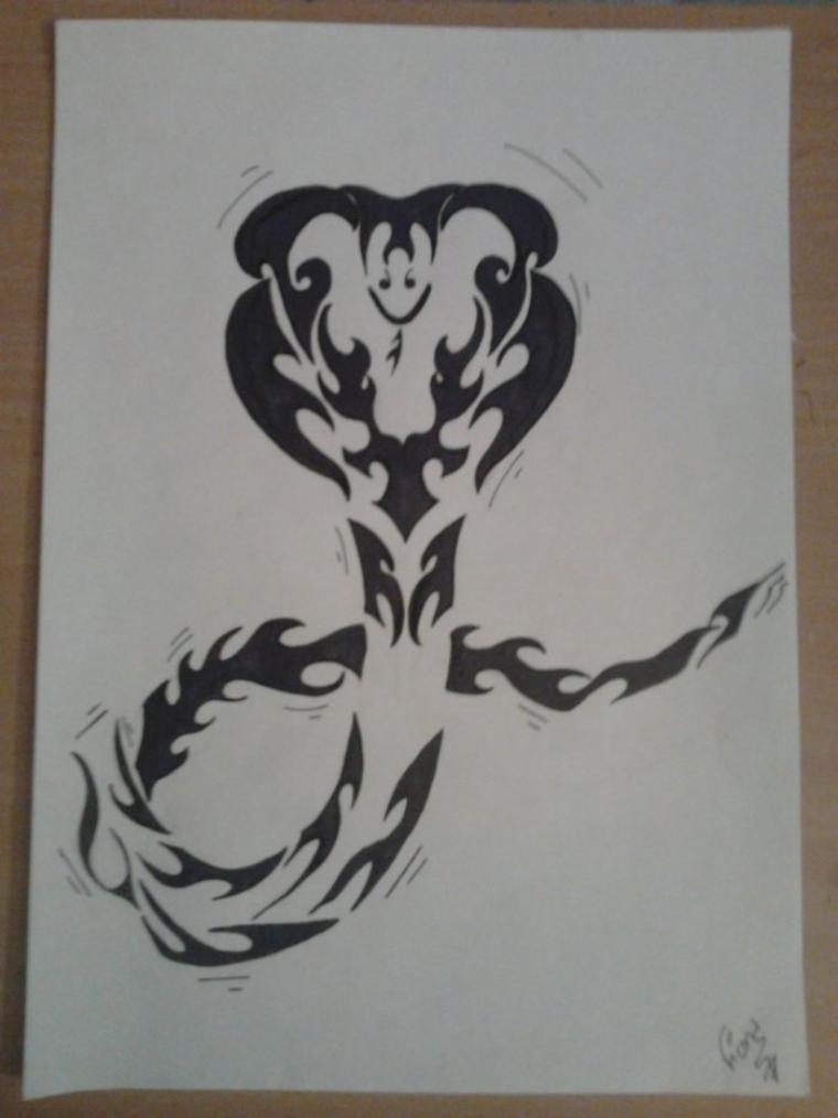 Cobra Tribal