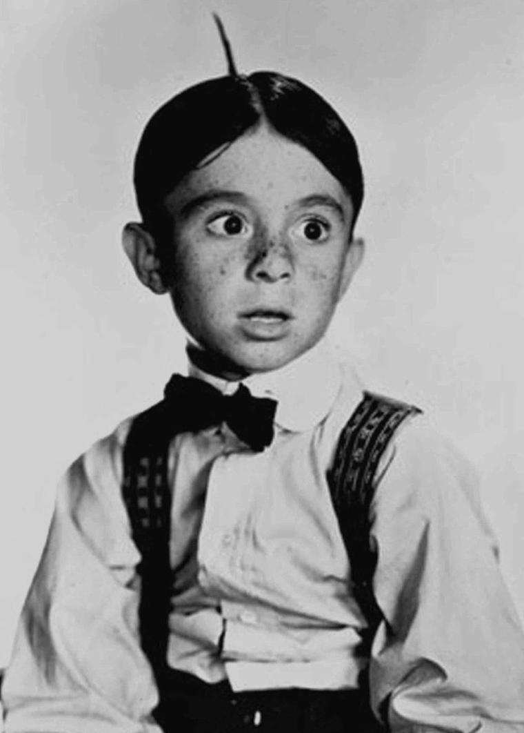 "Carl ""Alfalfa"" SWITZER"