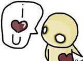16# Pour être sur que tu comprenne je te dirai que Je t'aime dans toute les langues!