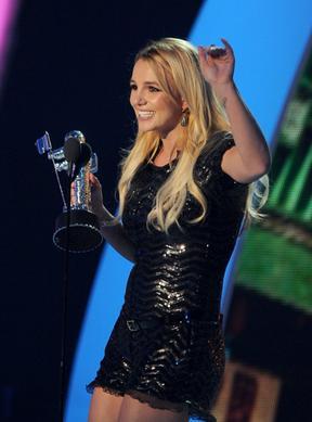 the winner is Miss Britney Spears ;-)