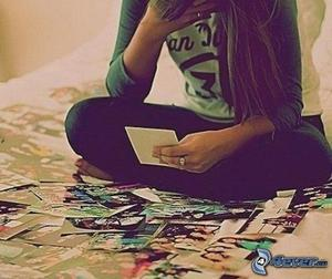 «Ne laisse pas ton passé te voler ton présent»