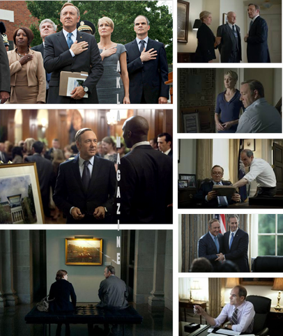 "CULTURE/TELEVISION : House of Cards, ""Machiavel à Washington"", ""The"" série"