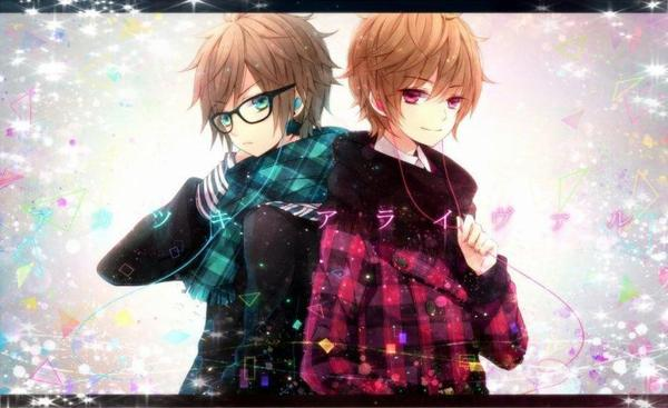 Les personnages  garçon  ;)