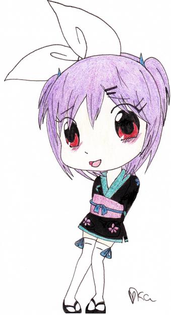 Nibi-chan!~