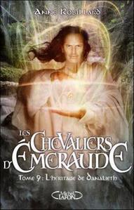 Les Chevaliers d'Emeraude, Tome 9 : L'Héritage de Danalieth