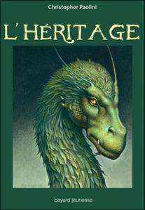 L'Héritage, tome 4 de la saga l'Héritage