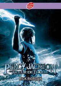 Percy Jackson, Tome 1 : Le voleur de foudre