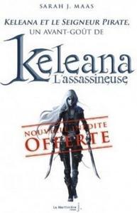 Keleana l'assassineuse, tome 0 : Keleana et le Seigneur Pirate