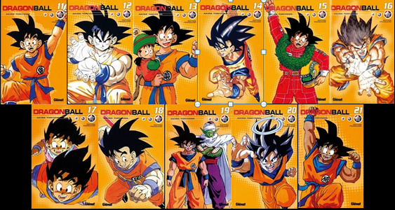 Dragon Ball Tome