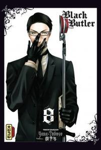 Black Butler Tome 6 à 8
