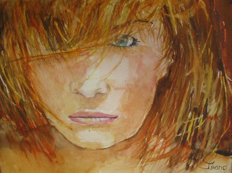 Portraits : femme aventurière