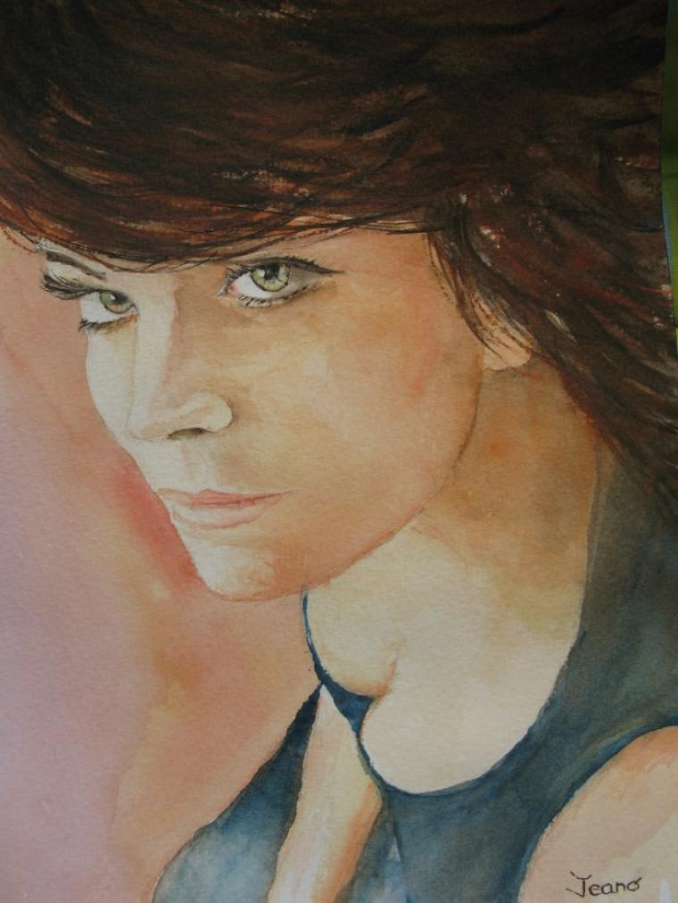 Portraits : Lili