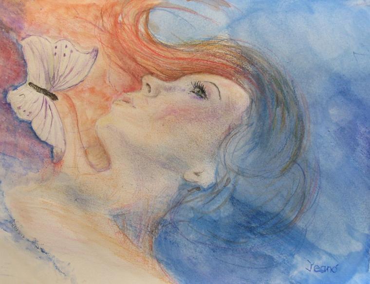 Portrait: Rêve mystique
