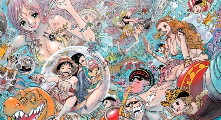 One Piece le manga