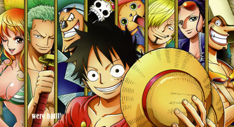 Personnages Principale de One Piece