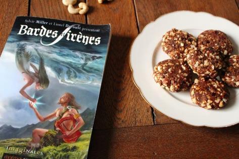 Recette de La Couleur de la Magie : le pain des elfes