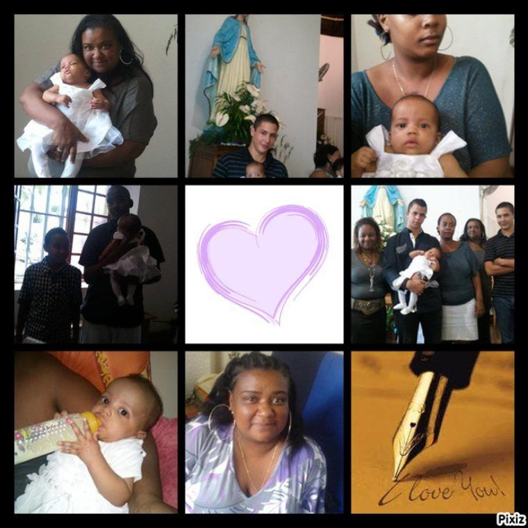 MES PARENTS   (Maélys)