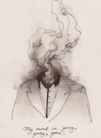 """""""Comme une envie de fumer jusqu'à m'en étouffer les poumons."""" Collusion-inconsciente"""