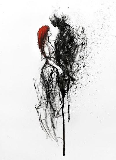 """""""On vit en espérant que le coeur perde la mémoire."""""""