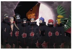 L'organisation de l'Akatsuki