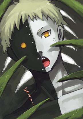 Akatsuki Zetsu - Monstre