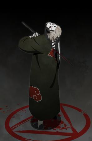 Akatsuki Hidan - Jashin
