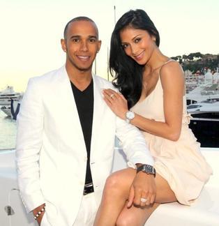 . ........Lewis Hamilton parle de Nicole et de leur relation..