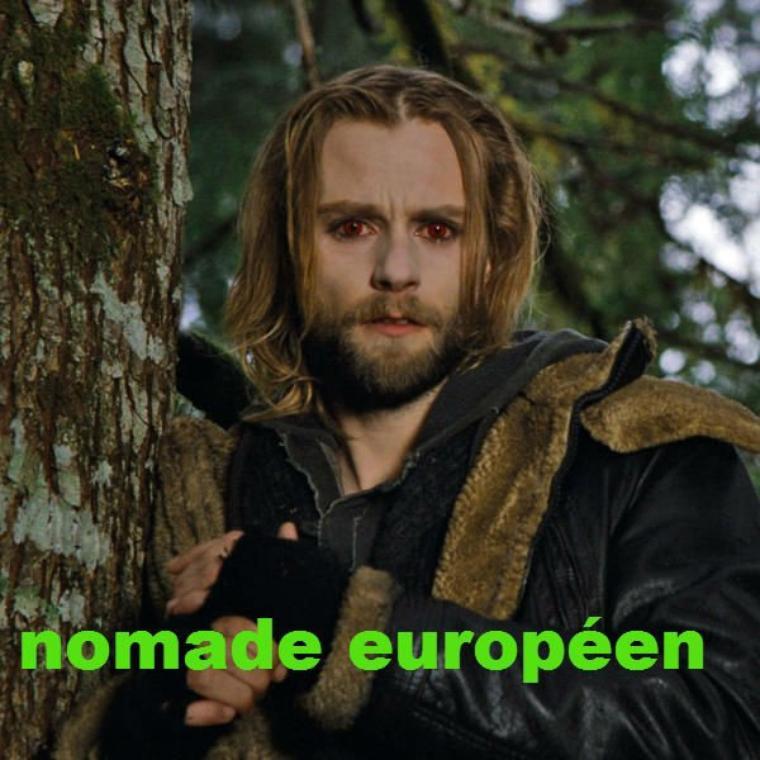 Les nomades européens (non-végétariens)