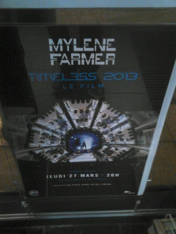 Mylene Farmer - Timeless le film