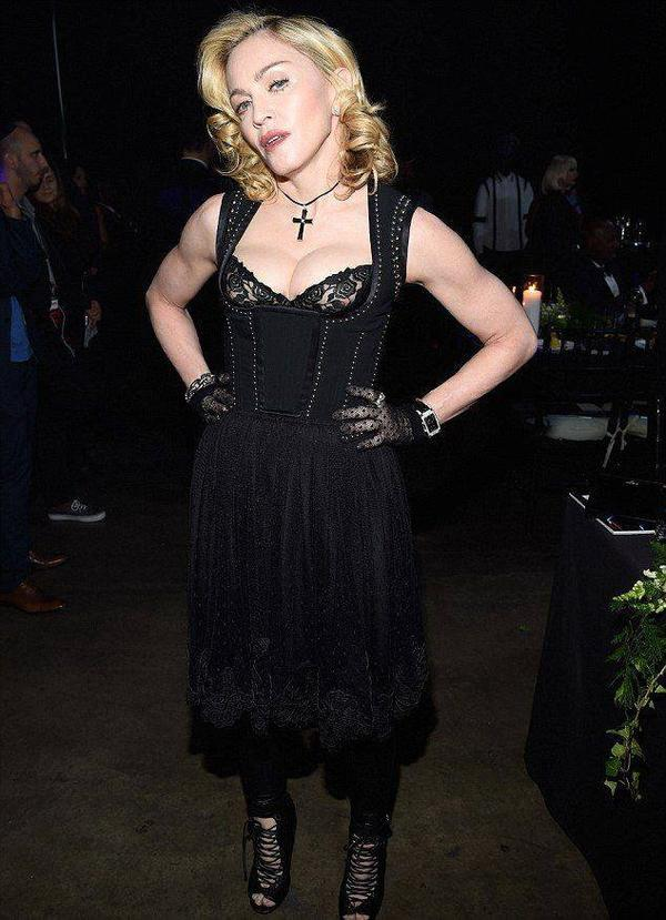 Madonna - Black ball a New York