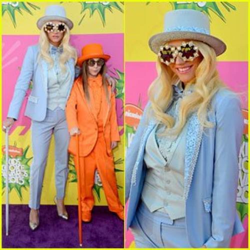 Kesha aux KCA 2013 !
