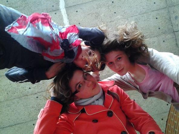 Photos des amies inséparables !! ♥