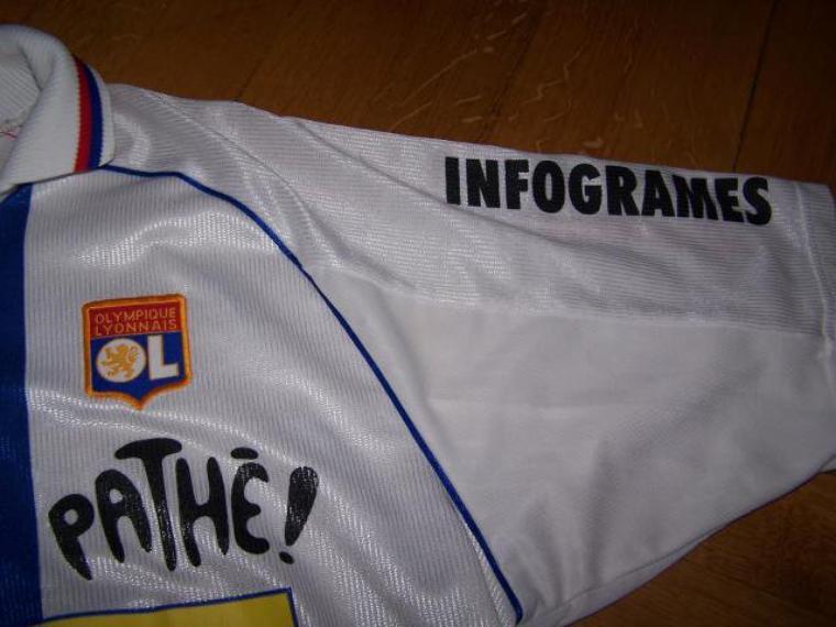 Maillot OL 1999-2000