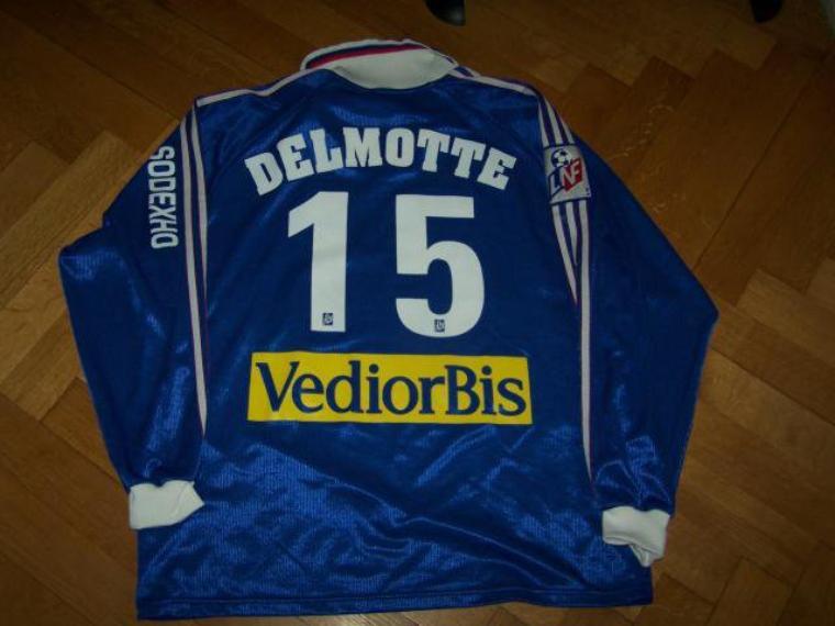 Maillot OL 1999-2000 extérieur