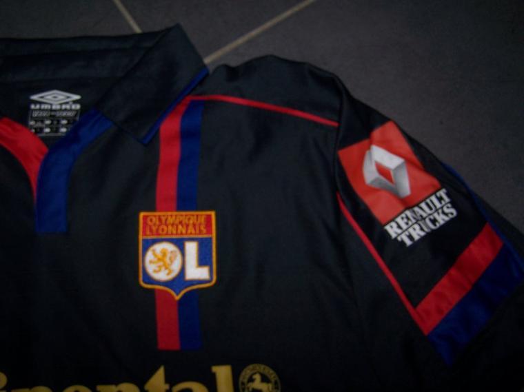Maillot OL 2003-2004 extérieur
