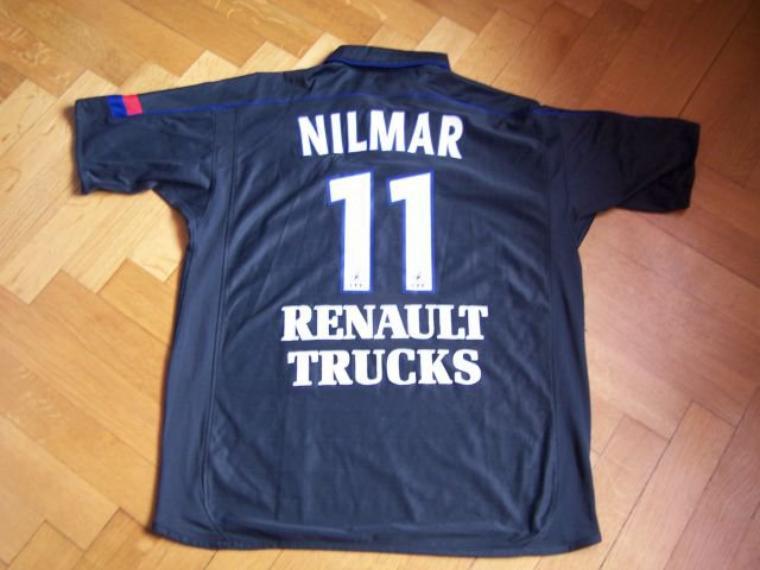 Maillot OL 2004-2005 extérieur