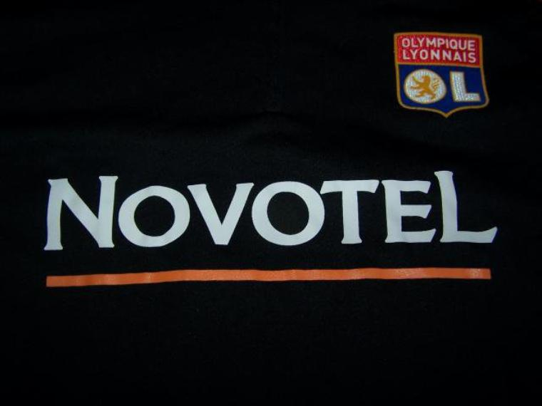 Maillot OL 2006-2007 europe
