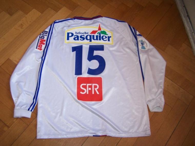 Maillot OL 2004-2005 Coupe de France
