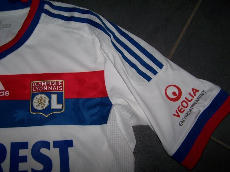 Maillot OL 2011-2012 Domicile