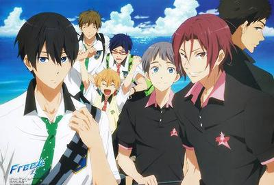 Free ! - iwatobi swim club